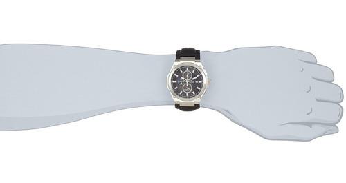 reloj hombre citizen ca0310-05e agente oficial c