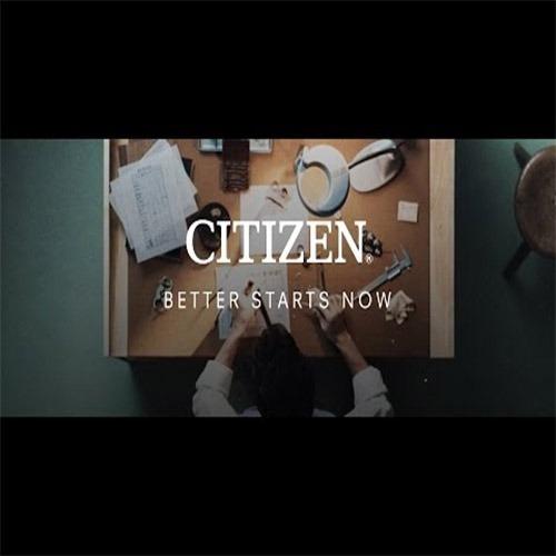 reloj hombre citizen ca428053a eco drive cronografo wr 100m