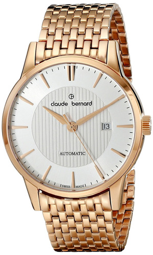 reloj hombre claude bernard mens 80091 37rm air classic 803