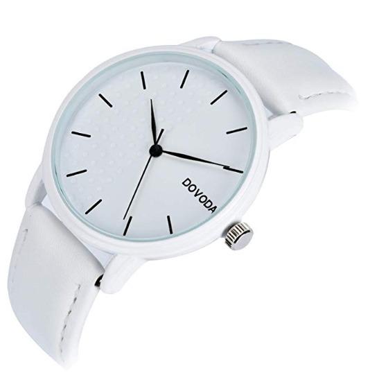 8848bff674ba Reloj Hombre De Cuarzo Color Blanco Correa De Cuero -   413.45 en ...