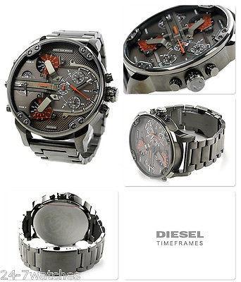 reloj hombre diesel