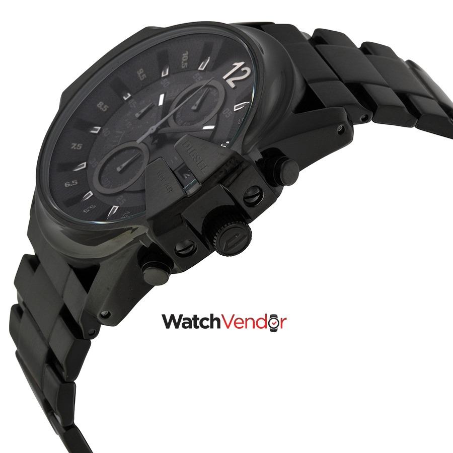 d6931dcd8b1d Diesel Master Chief Black Dial Black Reloj Para Hombre ...