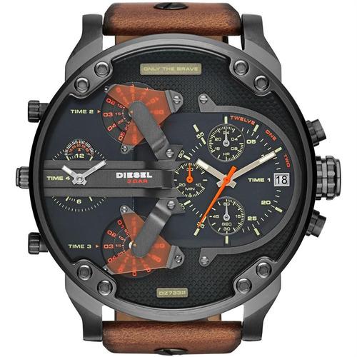 reloj hombre diesel dz7332 nueva colección 100% original