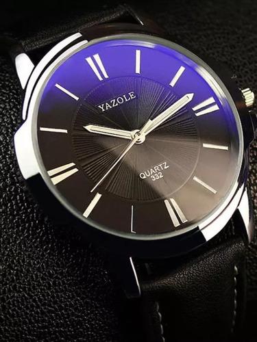 reloj hombre elegante moderno yazole