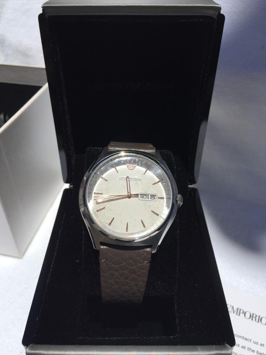 c68d7573e Reloj Hombre Emporio Armani 100% Original Ee.uu - $ 130.000 en ...
