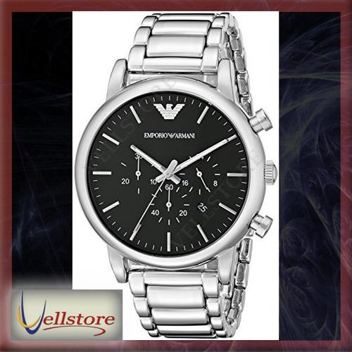 reloj hombre emporio armani ar1894 classic with dial