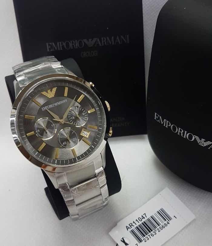 06356ead330d reloj hombre emporio armani original ar11047 envío inmediato. Cargando zoom.