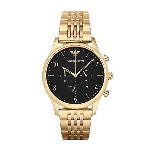 ee5e90d17790 Reloj Hombre Emporio Armani Vestido Ar1893 De Hombre Dorado ...