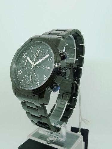reloj hombre feraud con cronometro original