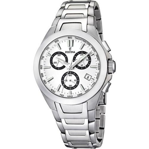 reloj hombre festina cronógrafo  f16678.4 garantía oficial