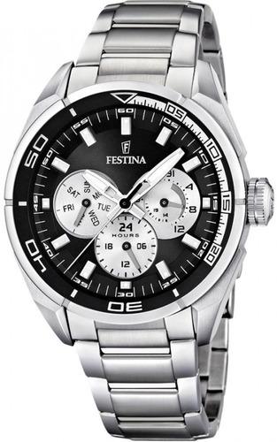 reloj hombre festina f16608.5 garantía oficial