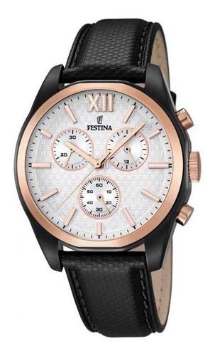 reloj hombre festina f16861.1 cronógrafo garantía oficial