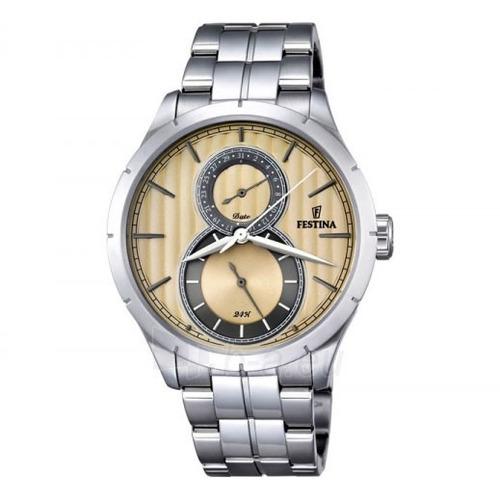 reloj hombre festina f16891.4 agente oficial