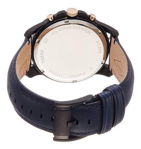 reloj hombre fossil fs5061 de hombregrant cronógrafo