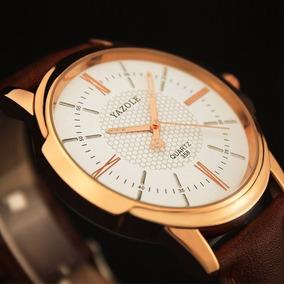 dbe2a12cc1c5 Reloj Dorado Hombre - Reloj de Pulsera en Mercado Libre México