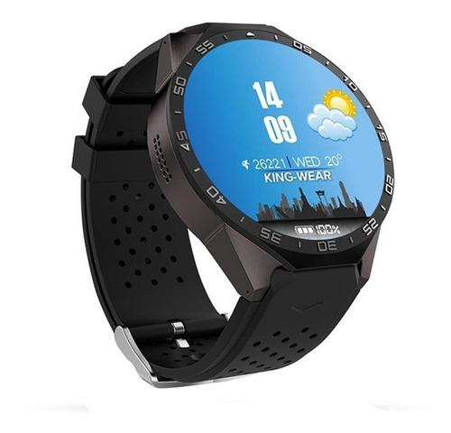 reloj hombre inteligente smartwatch kingwear kw88  ml3165