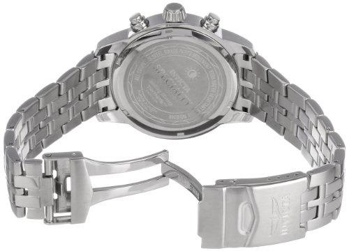 reloj hombre invicta 0248 ii and silver tone dial bracelet