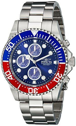 reloj hombre invicta 1771 pro diver chronograph vellstore