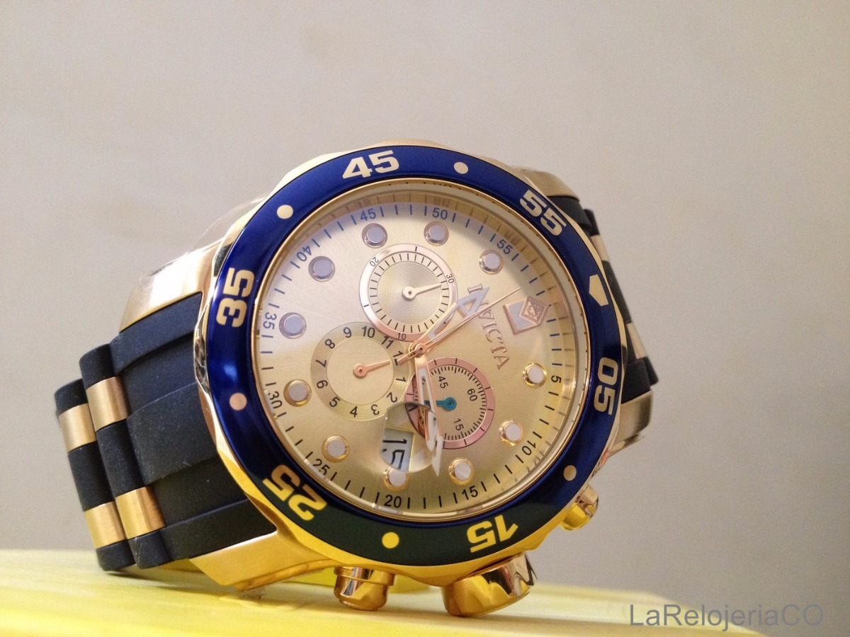 Relojes hombre oro 18k