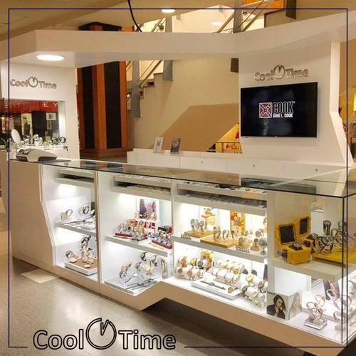 reloj hombre john l. cook 5455 tienda oficial