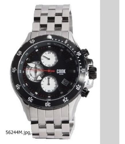reloj hombre john l. cook 5624 tienda oficial