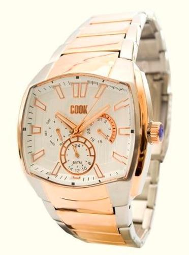 reloj hombre john l. cook 5723 tienda oficial
