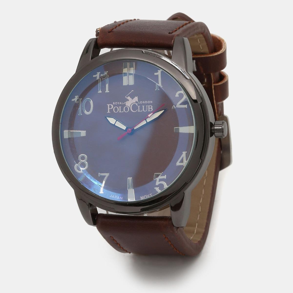 0ffd747882f1 Reloj Hombre Mano Polo Club Caballero Cafe Rlpc2905b -   549.00 en ...