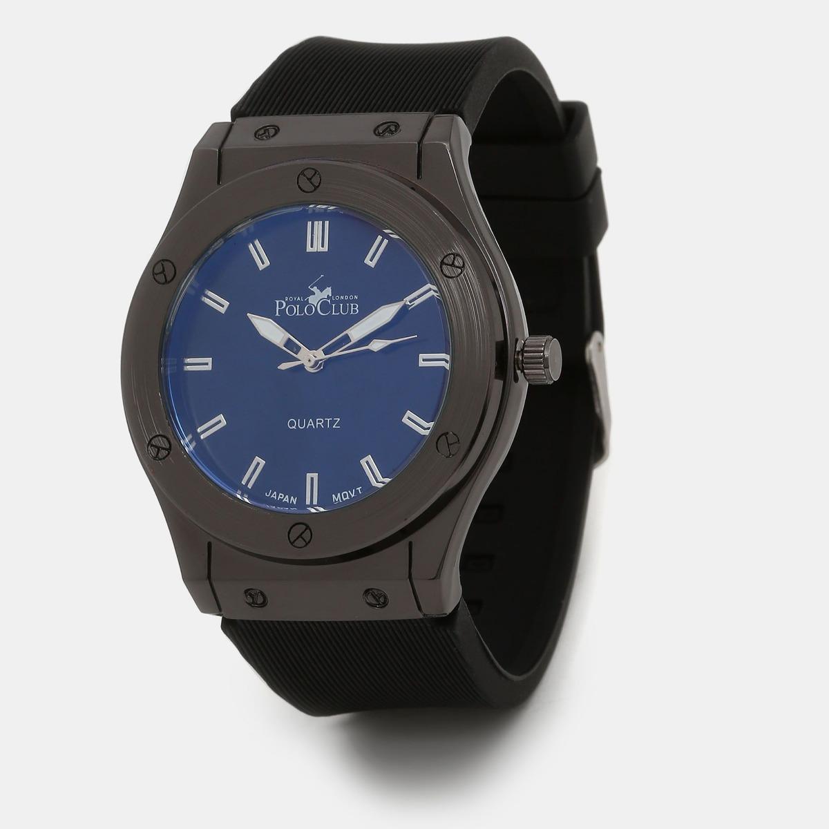 5f894aa19161 Reloj Hombre Mano Polo Club Caballero Negro Rlpc2903a -   549.00 en ...