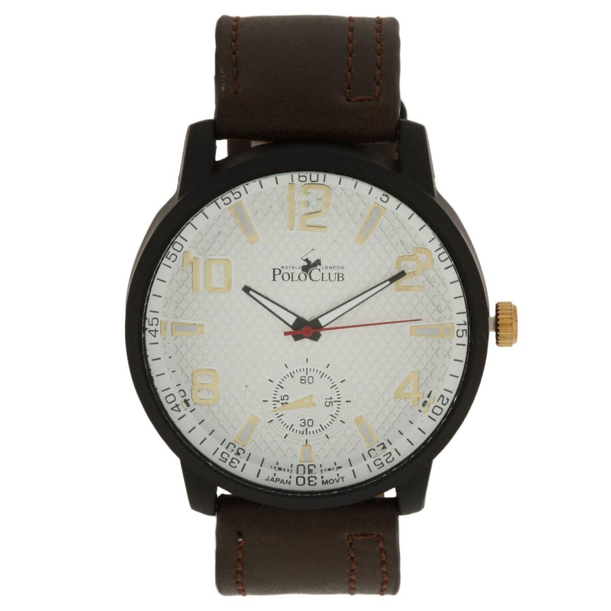 d575a4c13df2 reloj hombre mano royal polo club caballero rlpc2824c cafe. Cargando zoom.