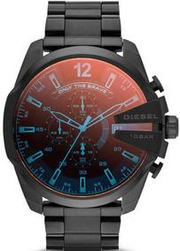 7526b7a216bc Reloj Diesel Mega Chief Cronógrafo Hombre Dz4318 - Relojes en Mercado Libre  Colombia