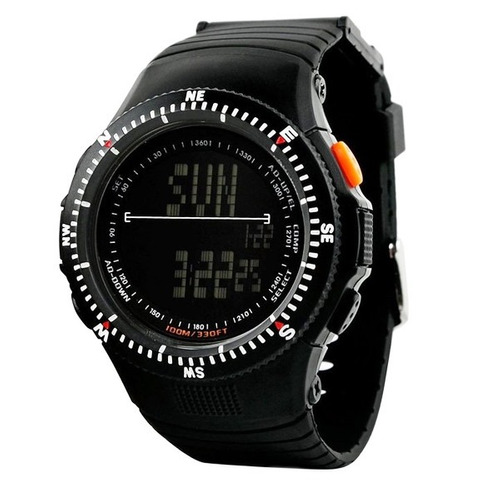 reloj hombre militar deportivo navy sumergible colores