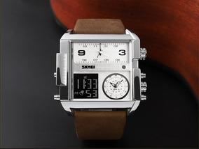 6f0f2fb9d0ba Reloj Militar Digital Y Analogico - Reloj para Hombre en Mercado ...