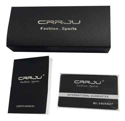 reloj hombre minimalista crrju moda 2019 con caja original