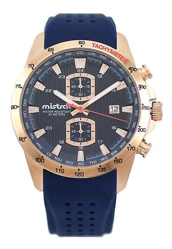 reloj hombre mistral cod: chi-2052r-02 joyeria esponda