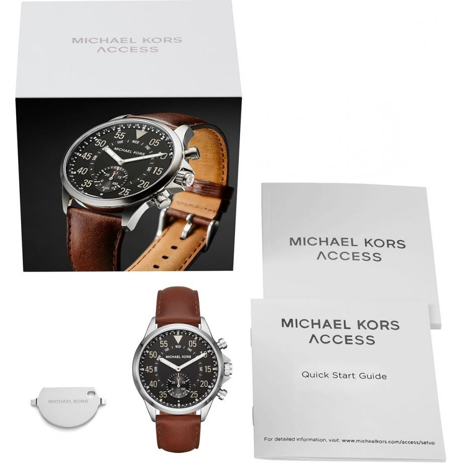 Kors Smart Hombre Mkt4001 Mk Reloj Híbrido Michael Watch 3RAq4jL5