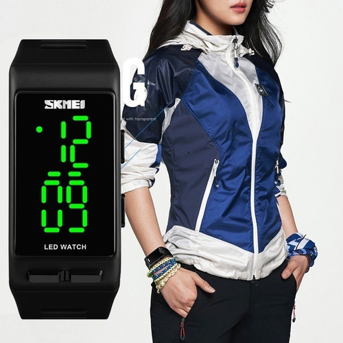 reloj hombre mujer skmei 1362 sport