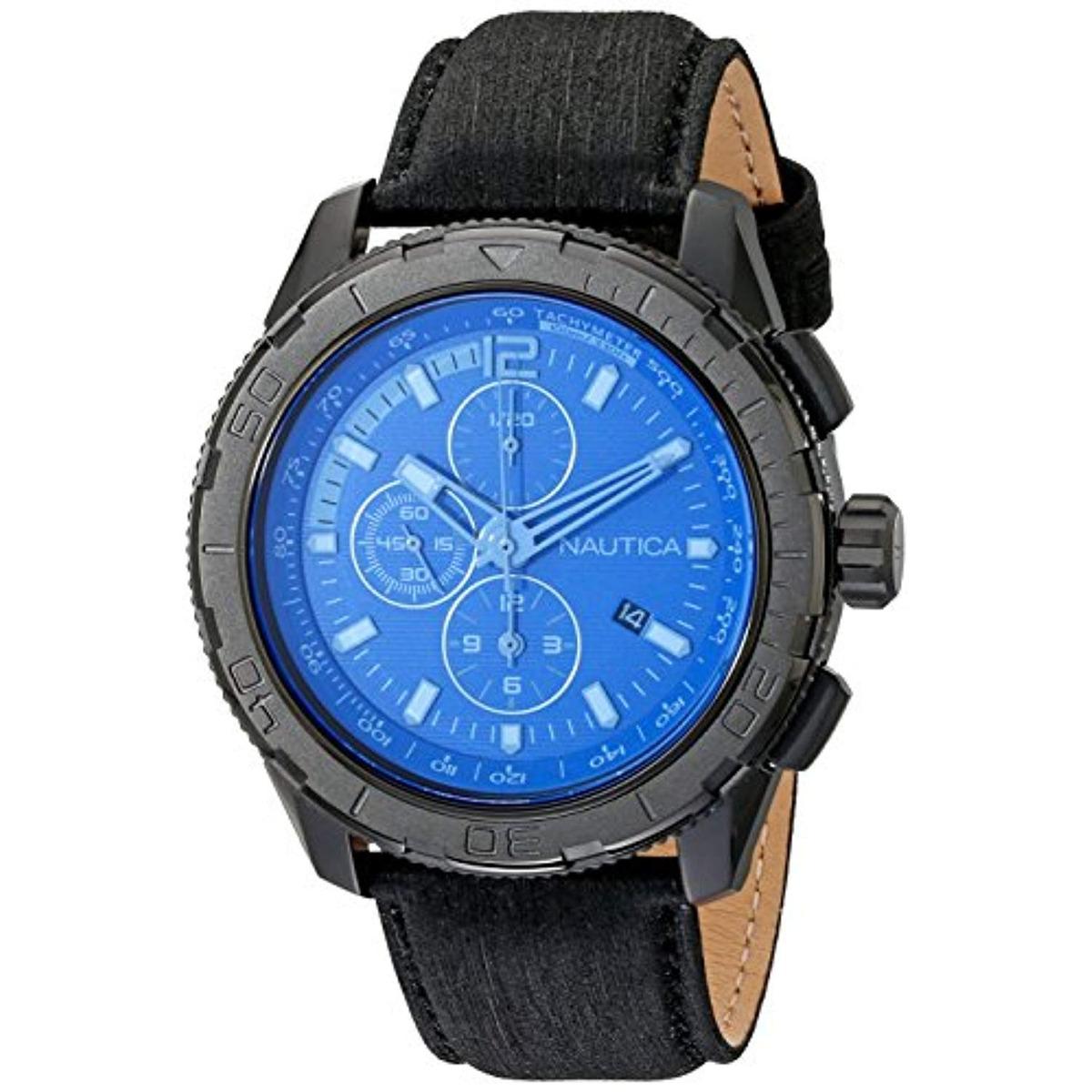 5099177463da Reloj Hombre Nautica Hombres Nad21504g Nst -   2