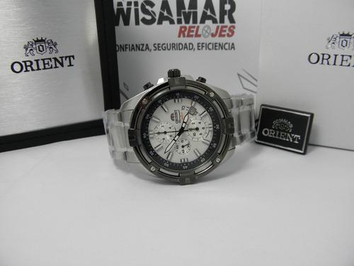reloj hombre orient