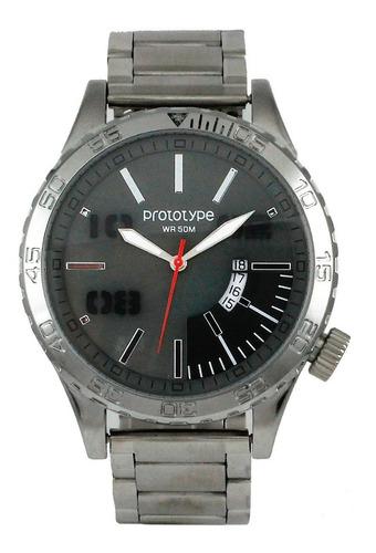 reloj hombre prototype stl-213-01 local barrio belgrano