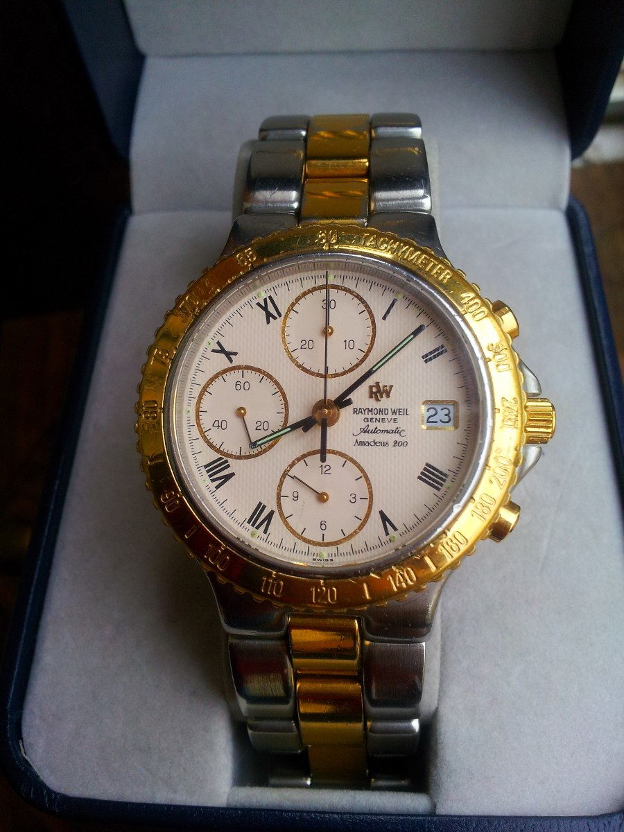 Reloj Raymond Weil Amadeus 200
