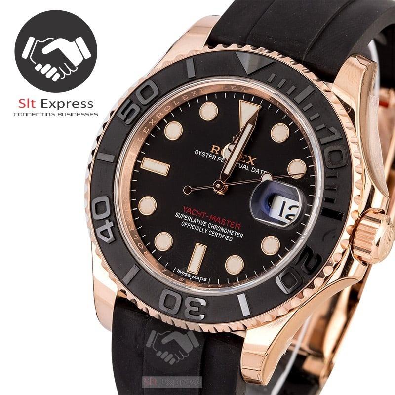 f0c527f37e39 Reloj Hombre Rolex Yacht - Master 40(oro Everose Oysterflex) - S ...
