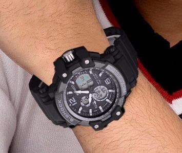 reloj hombre s-schock boamigo + envío gratis