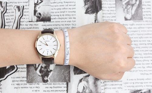 reloj hombre seiko sgeg74p2 cuero local 35% + envio + regalo