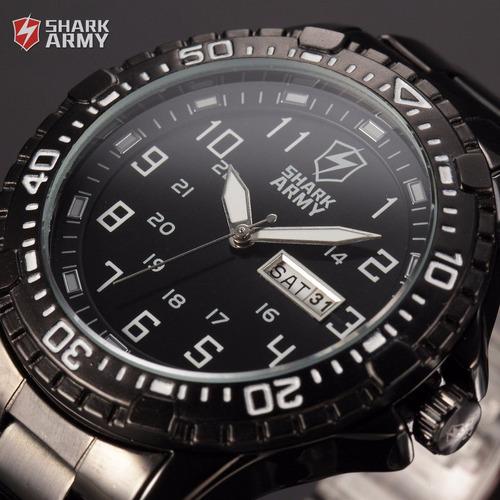 reloj hombre shark