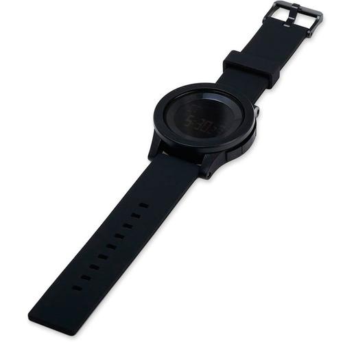 reloj hombre skmei 1142 cronómetro alarma luz cuenta regresiva sumergible