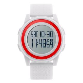 Reloj Hombre Skmei 1206 Slim Crono Alarma Sumergible Gtia