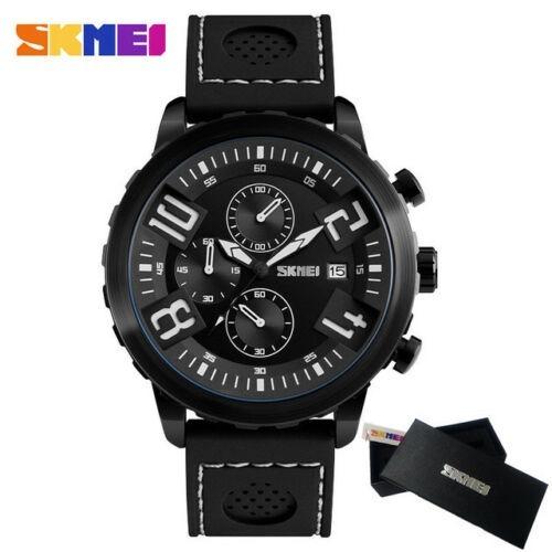 999b70b28 Reloj Hombre Skmei 9153 Cronografos Elegante Militar Moderno ...