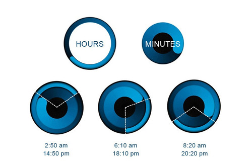 reloj hombre skone acero inoxidable diseño unico