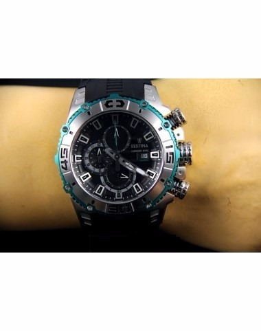 reloj hombre sport festina suizo analogo cuarzo f16601-4