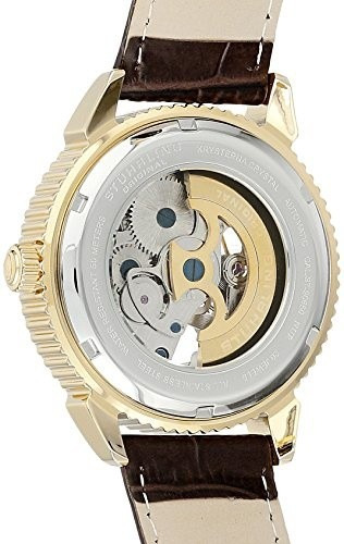 reloj hombre stuhrling 835 03 automatic self skeleton
